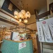 名店【博多やお萬】の雰囲気はそのままに、和と洋が融合