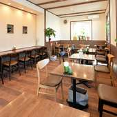 日常に寄り添ってくれる、大切な人と訪れたいカフェレストラン