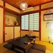 お座敷個室、大広間があり、4~40名様の宴席に柔軟にご対応