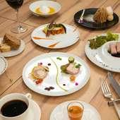 一番人気プレジールコース!オーダーメイドの糸島野菜たっぷりオードブル盛合せと選べるメインディッシュ