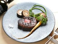 良質な赤身が特徴 「新生漢方和牛」を使った『宮城県栗原産「くりこま あか牛」の和牛ステーキ』
