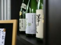 澤乃泉 大吟醸をはじめ、選りすぐりのお酒をご用意しています。