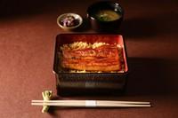 真菜やでついにテイクアウトメニューが登場 暑い季節にぴったりの鰻重ご用意しました。 鰻半身を使ったお手軽の鰻重です。 (テイクアウト・デリバリーで価格が異なります)