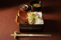 真菜やでついにテイクアウトメニューが登場 鰻1尾丸々使った鰻重に、とろろもおつけしたさらに贅沢な一品です。 (テイクアウト・デリバリーで価格が異なります)