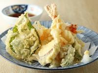 エビ・イカ・小魚・野菜