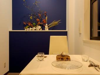 お客さまの嗜好に合わせてきめ細かに味を整えます