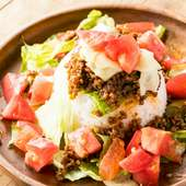 野菜も肉も、なるべく国産の食材に