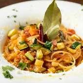 """濃厚な味わい『まろやかな""""最上級モッツァレラ""""ブラータと完熟トマト』"""