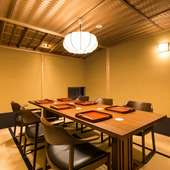 親族での集まりに。静けさが心地良い座敷の個室