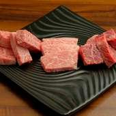 料理長厳選!その日のイチオシ肉盛合せ『おまかせ塩焼き三種』