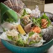 日本全国の旬をシンプルに食す! 素材本来の味わいを存分に堪能
