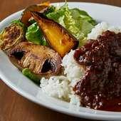 コク深いソースが魅力のランチメニュー『季節野菜のシチューグラタン』