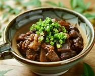 とろとろ食感と牛すじの深い味わいを楽しめる魅力のある煮込み!