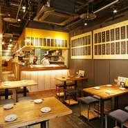 国民食でもある天ぷらを身近に楽しんで欲しいと思います。スタッフ同士の声かけなど、活気のある店の雰囲気と同時に丁寧な接客も大切にしています。スタッフの元気がお客様に伝わると嬉しいです。