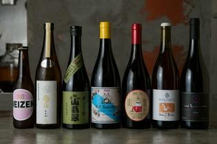 注目のワインや日本酒で自由なペアリングの楽しみを伝える