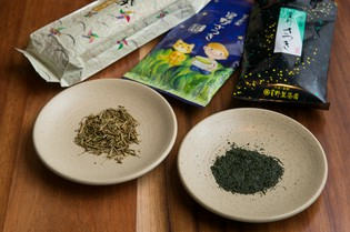 九州・奥八女、大自然の中で育てられる星野製茶園の「茶葉」