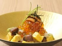 『本日の山形肉割烹コース』の料理一例