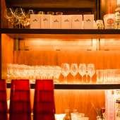 リーズナブルで美味しいワインを40種類以上ラインナップ