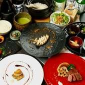 日本の伝統と文化を散りばめた空間