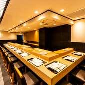 接待や記念日の会食にふさわしい雰囲気とサービス、そして食事