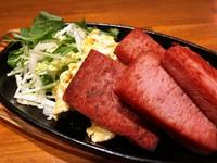 沖縄の大衆食堂の定番メニューが始まり