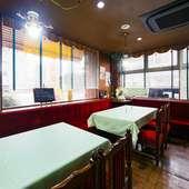 雰囲気を大切にしたい、法事後の会食にも使えるレストラン