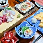 宴会コースは税込3500円~相談可能です