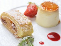 レシピは門外不出。イタリアの伝統製法でつくられ、レストランのみで味わえる濃厚『パンナコッタ』