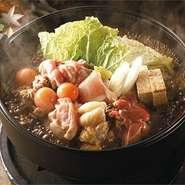 野菜たっぷり!お肉、お野菜と充分に満足頂けるボリューム満点のこちらを是非!宴の一品に。