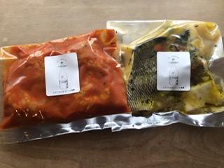奥三河鶏もも肉トマト煮込み 2000円
