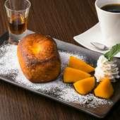東京の有名老舗ホテルのレシピをシェフが忠実に再現『ふわふわフレンチトースト』