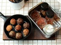 4種類の味を食べ比べ。1~2名におすすめの『8ボールセット』