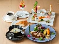 【フレンチごはん La PORTE】28種類の東北食材をふんだんに取り入れた、体に嬉しいランチです¥2200税込