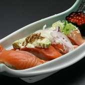 本格的なお寿司デートを味わいたい方に…