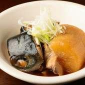 ご飯のお供としても飽きさせない、バラエティ豊かなラインナップ『魚料理』
