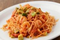 ※写真は一例『小えびとアボカドのスパゲティ』