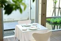 季節感を大切にし、お魚もお肉も楽しみたい人向けにご用意したフルコース。 ≪◆アミューズ・ブーシェ ◆季節のオードブル ◆スープ ◆お魚料理 ◆お肉料理 ◆デザート ◆コーヒー(紅茶) ◆プティフール