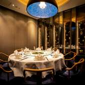 大切な接待・会食には、円卓の個室がオススメです