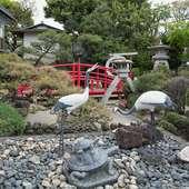 四季折々の美しさを五感で楽しませてくれる日本庭園