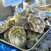 真牡蠣食べ放題