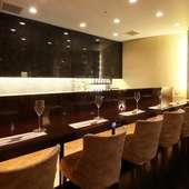 洗練された和みの空間で美酒佳肴を嗜む、大人の贅沢なひと時