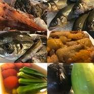 地元野菜、入間地豚、直送旬の魚などをふんだんに使い^_^店主が心を込めてお料理する、酒の肴をご用意!コース料理で召し上がれ💁♂️  その時の仕入れによりコース料理内容は変わります^_^