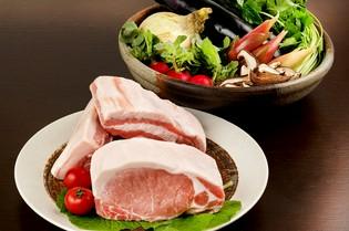 「地元の食材」にこだわった店主が選ぶ入間地豚とくずりゅう卵