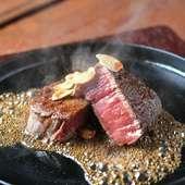 上州牛の特選ヒレ肉