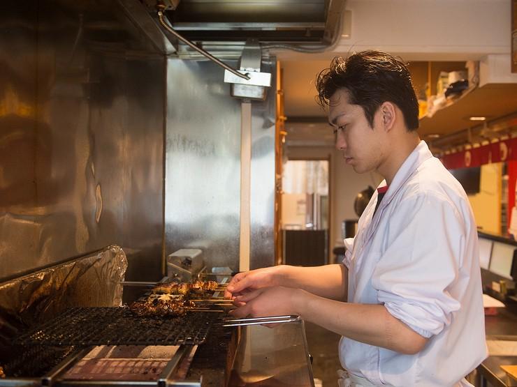 いつ訪れても新しいメニュー。旬の食材を一番美味しい調理法で