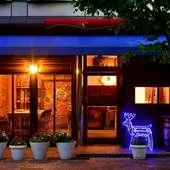 本格的な料理を味わえる、古民家&モダンなロシアレストラン