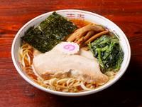 長岡生姜醤油系『醤油ラーメン』