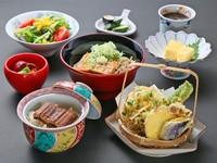 いろいろな料理を食べられる『レディースランチ』