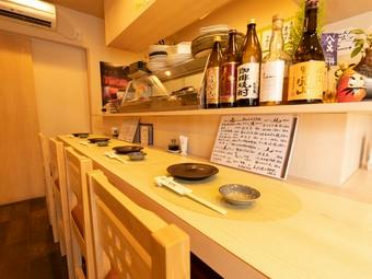 逸品料理と美酒で癒やしてくれる和食居酒屋