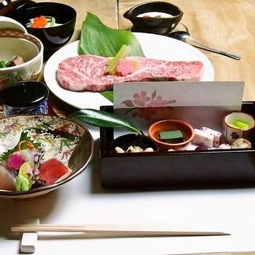 ◆神戸牛会席 13200円